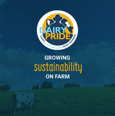 Dairy Pride - Growing sustainability on the farm