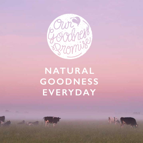 Our Goodness Promise - Natural Goodness Everyday